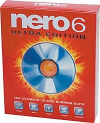 Ahead Nero 6 Ultra Edition Disc Burning Software Review