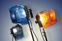 Digital Video Lighting : Enhance Video with Light & Color