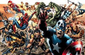 Disney buys Marvel