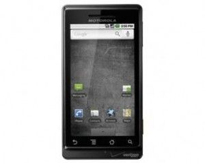 Droid Smartphone Release has iPod on the Run