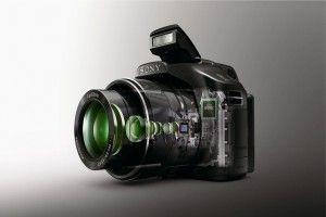 Versatile cameras from Sony: DSC-HX100V and DSC-HX9V