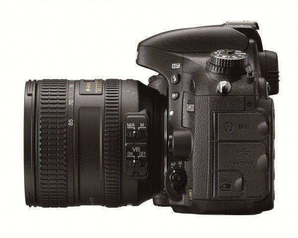 D600 Full-Frame DSLR