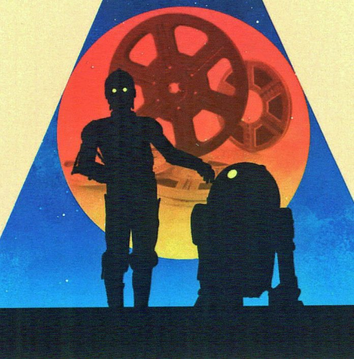 """Celebrating """"Star Wars Day"""" with a book """"The Editing of Star Wars - How Cutting Created a Classic"""", by Linton Davis"""