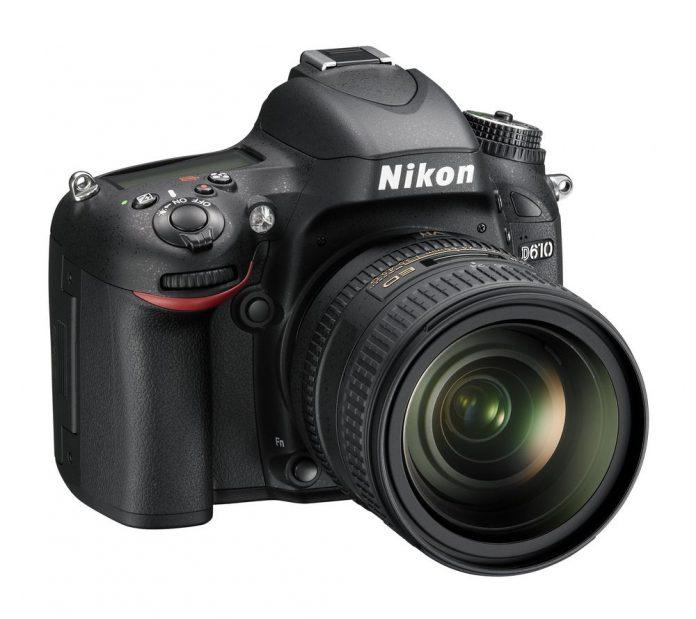 Nikon D610 Digital Camera