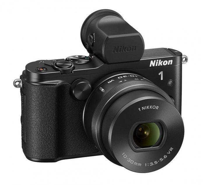 Nikon 1 V3 mirrorless camera ammounces