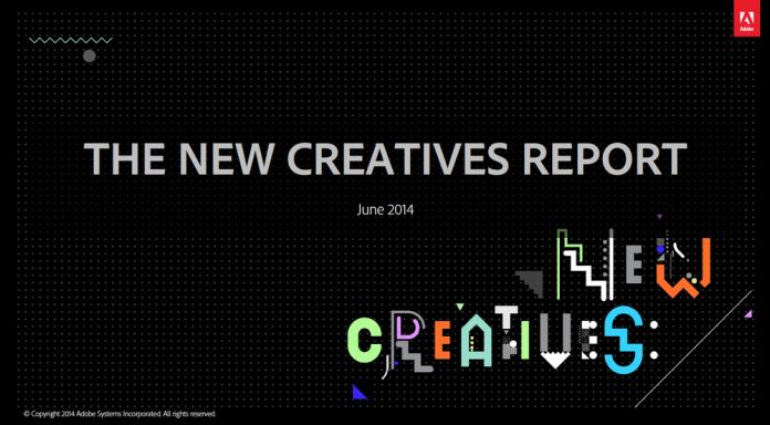Adobe surveyed 1048 creative professionals