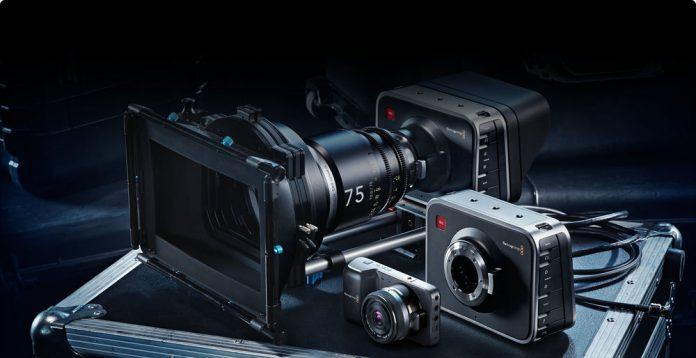 blackmagic design cameras - software update 1.8.2