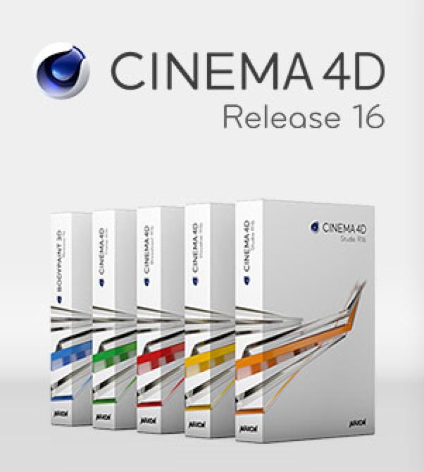 Maxon Updates Cinema4D with R16 Release