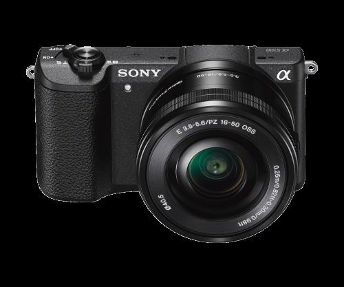 Sony Alpha 5100 - the a5100