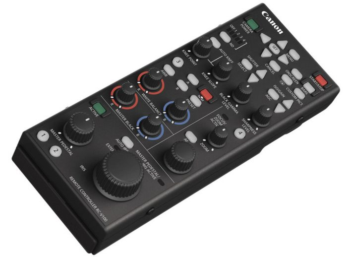 Canon RC-V100 Remote Controller for EOS Cinema cameras and XF professional camcorders