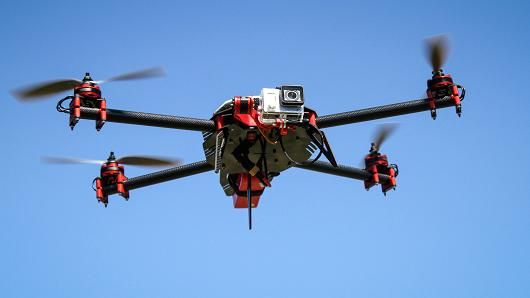 GoPro plans to release their own drone late in 2015