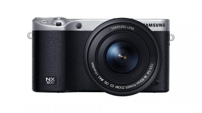 The Samsung NX500 Compact Camera