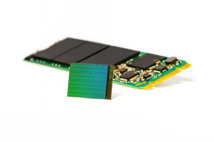 3D NAND technology enables gum stick-sized SSDs with more than 3.5TB of storage
