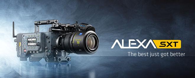 New for 2015: The ALEXA SXT