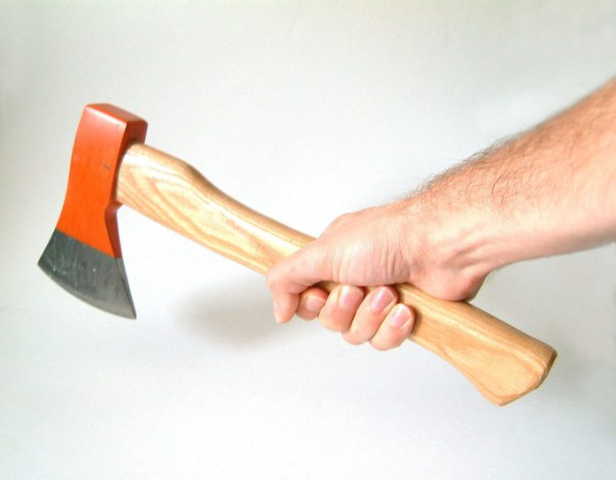 Don't be upset if your client gives you the axe. Go get yourself a better tree.