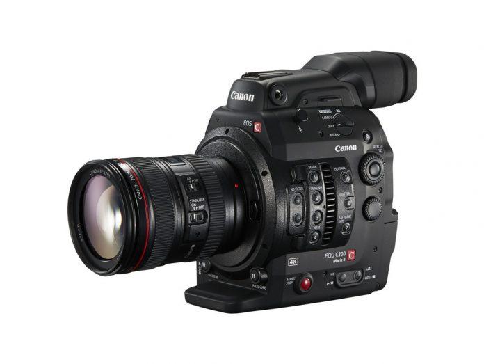 Canon C300 MarkII