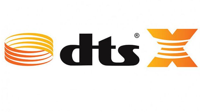 DTS:X surround sound