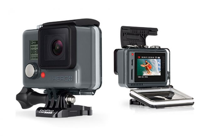 The all-new GoPro HERO+ LCD