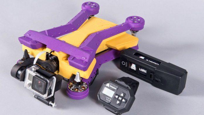 Airdog Auto-Follow Drone for GoPro Cameras