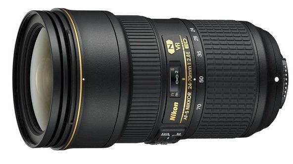 Nikon's new go-to lens: THE AF-S NIKKOR 24-70mm f/2.8E ED VR