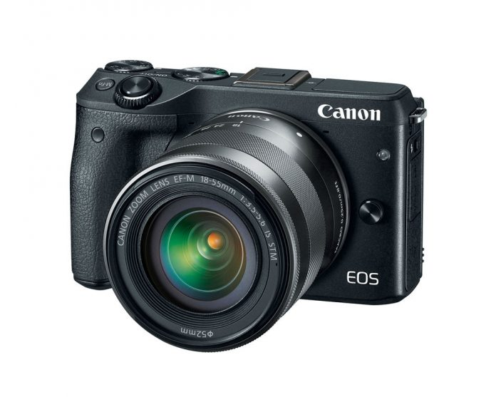Canon's EOS M3 Digital Camera is made for enthusiast photographers