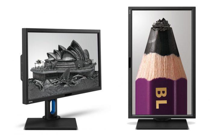 BenQ's BL2711U 4K UHD Display brings high resolution to the desktop