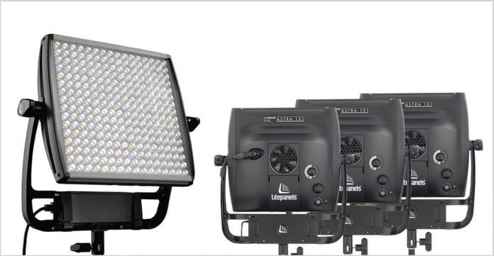 Litepanel adds two new series of light panels to their ASTRA 1x1 line