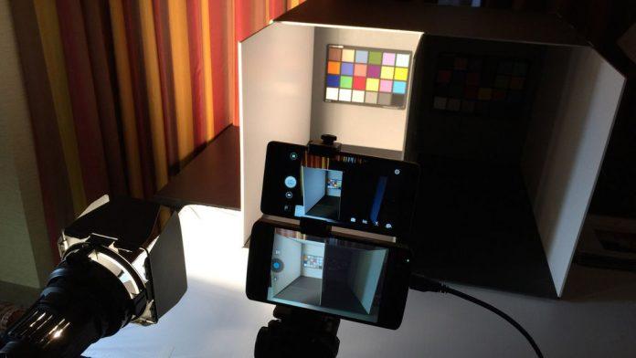 InVisage QuantumFilm demonstration
