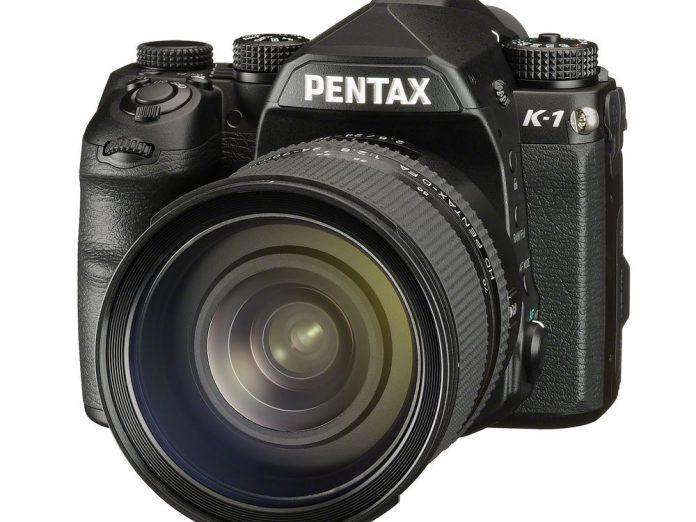 Pentax K1