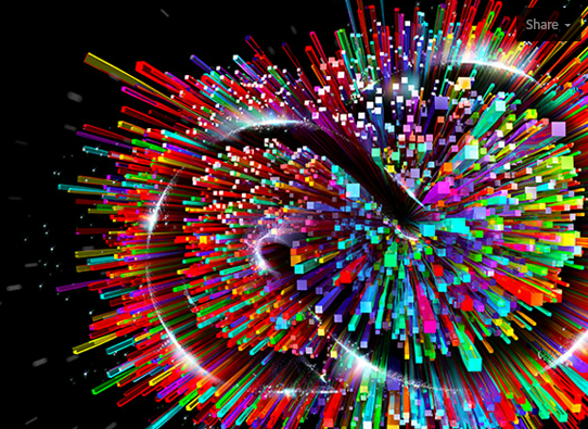 The Adobe Creative Cloud suite of apps