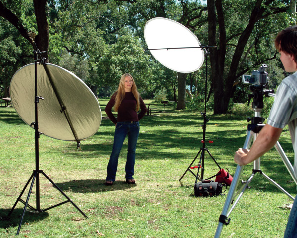 Video And Photography Light Reflectors