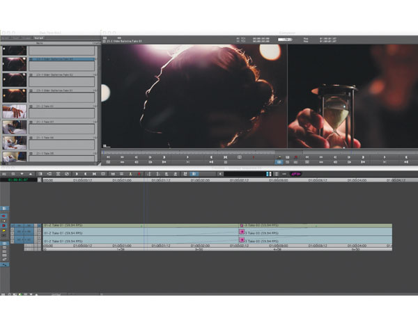 avid video editing software
