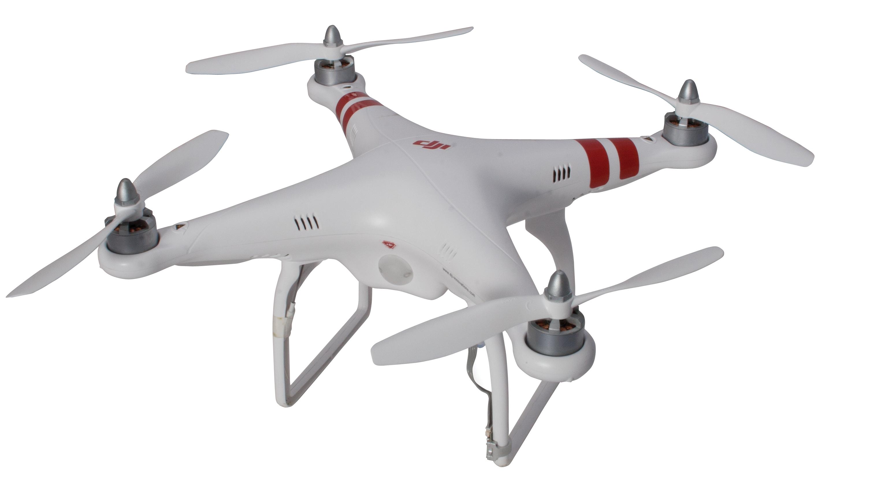DJI Innovations Phantom Quadcopter Review