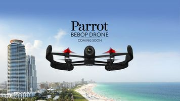 Parrot announces a new lightweight drone for aerial videography