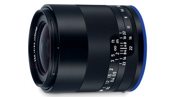 The new ZEISS Loxia 2.8/21 super wide-angle for full-frame cameras with Sony E-mount