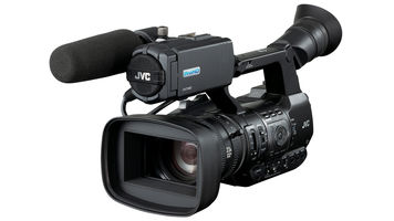 JVC GY-HM650SC ProHD camcorder