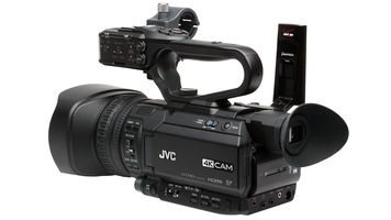 JVC GY-HM200SP 4KCAM camcorder