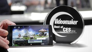 LG V10 Wins Best Smartphone Award