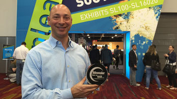Lytro Accepts Most Innovative of NAB 2016 award
