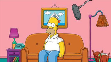 Homer Simpson Goes Live May 15th