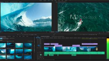 Premiere Pro CC and Adobe Stock