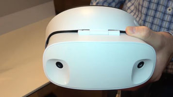 Dell's VR headset