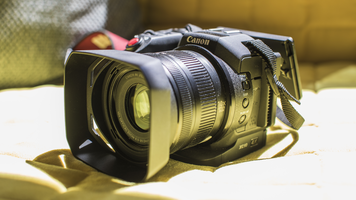 Image of the Canon XC10