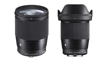 Sigma's 16mm f/1.4 DC DN Contemporary Lens