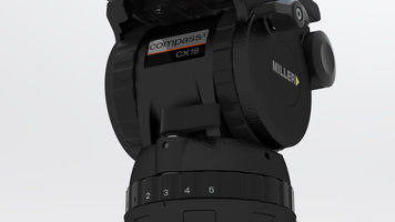 Image of tripod head from the CompassX series