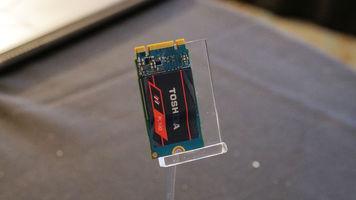 Toshiba's RC100 SSD