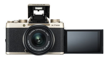 Fujifilm's X-T100