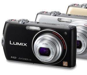 Panasonic Point-and-Shoot to Record Video in AVCHD
