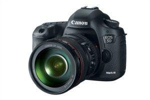 Canon Announces the EOS 5D Mark III