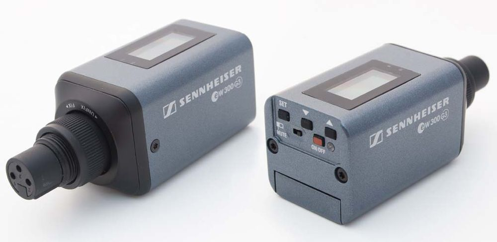Sennheiser SKP 300 G3 Calls a Signal in for Your XLR Cables